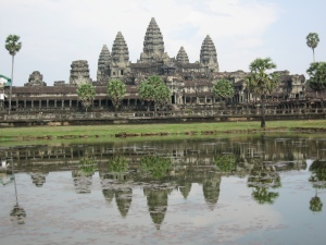 Angkor Wat and its mirage