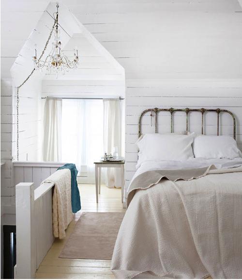 Nantucket Bedroom Design Ideas: Bedroom Inspiration Country Cottage Bedroom