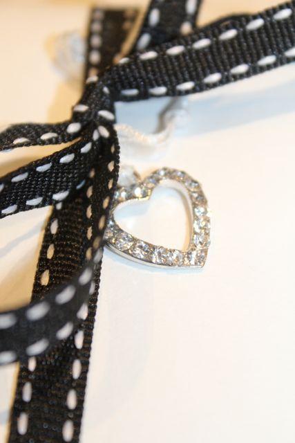 Gift Wrapping, Saddle Stitch Ribbon